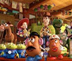Gizli Nesneler Toy Story