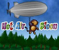 Sicak Hava Balonu Balon Patlatma