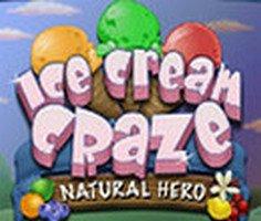 Dondurma Çılgınlığı oyunu oyna