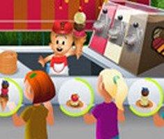 Lunapark Dondurmacısı