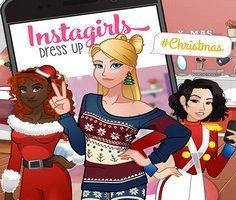 Instagram Kızlarını Giydirme Noel