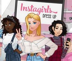 Instagram Kızlarını Giydirme