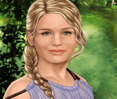 Jennifer Lawrence Gerçek Makyaj