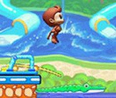 Maymun Muz Toplama 2