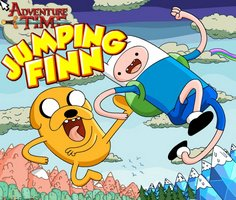 Adventure Time Zıplayan Finn