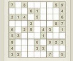 Sadece Sudoku