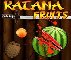 Katana ile Meyve Kesme