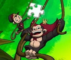 Kiba and Kumba Jigsaw Puzzle