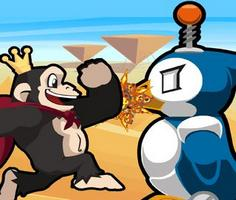 Kiba ve Kumba Ormandaki Kaos oyunu oyna
