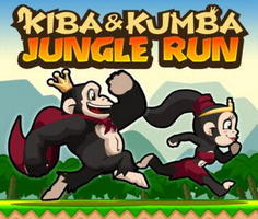 Kiba and Kumba Jungle Run