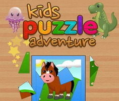 Çocuklar için Bulmaca Macerası oyunu oyna