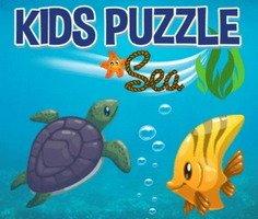 Çocuklar için Bulmaca: Deniz