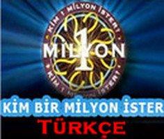 Kim Milyoner Olmak İster Oyunu Türkçe