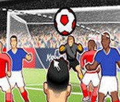 Kafa ile Gol Atma Oyunu