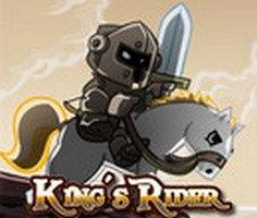 Şövalye Kral ve Cesur Atı