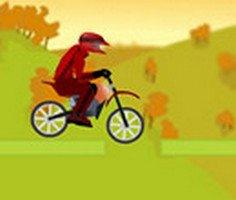 Kırmızı Motorcu