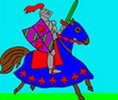 Şövalye Boyama