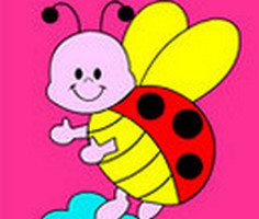 Uğur Böceği Boyama Oyunları Uğur Böceği Boyama Sayfaları