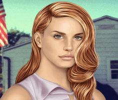 Lana Del Rey Gerçek Makyaj