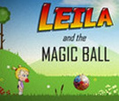 Leyla ve Sihirli Topu