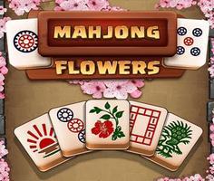 Çiçekli Mahjong