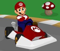 Mario Yarış Arabası
