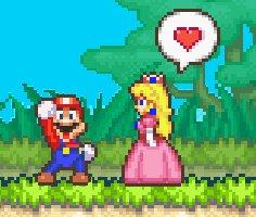Mario Hareket Zamanı
