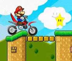 Mario Motokros 2 oyunu oyna