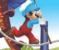 Mario Halat Üzerinde
