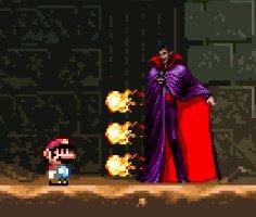 Mario Bölüm Sonu Canavarı