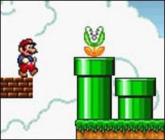 Süper Mario Flash oyunu oyna