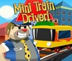 Mini Tren Sürücüsü