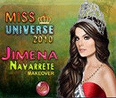 Miss Universe 2010 Makyaj