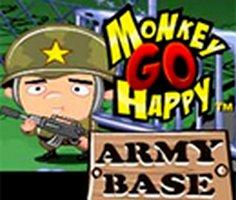 Maymunu Mutlu Et: Askeri Bölge