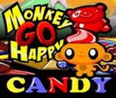 Maymunu Mutlu Et Şeker