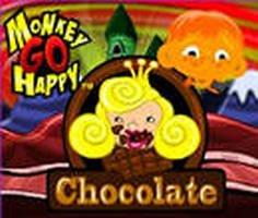 Maymunu Mutlu Et Çikolata