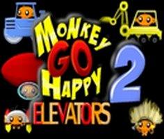 Maymunu Mutlu Et Asansörler 2