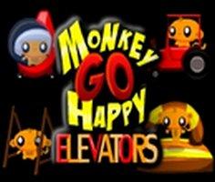 Maymunu Mutlu Et: Asansörler