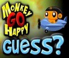 Maymunu Mutlu Et Tahmin Etme oyunu oyna
