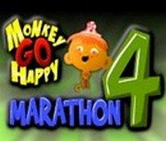 Maymunu Mutlu Et Maraton 4