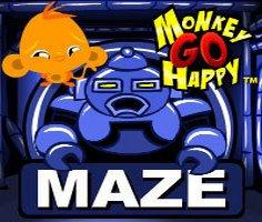 Maymunu Mutlu Et Labirent