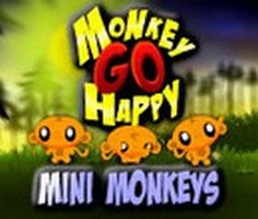 Maymunu Mutlu Et Mini Maymunlar