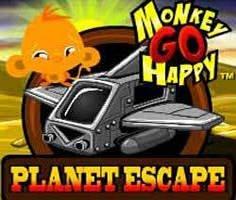 Maymunu Mutlu Et: Gezegenden Kaçış
