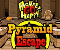 Maymunu Mutlu Et: Piramitten Kaçış