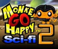 Maymunu Mutlu Et Bilim Kurgu 2 oyunu oyna