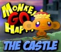 Maymunu Mutlu Et Kale oyunu oyna