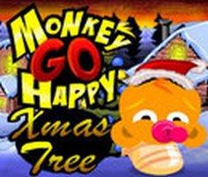 Maymunu Mutlu Et: Noel Ağacı