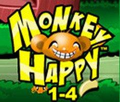 Mutlu Maymun 1-4