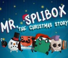 Bay Bölünen Kutu: Noel