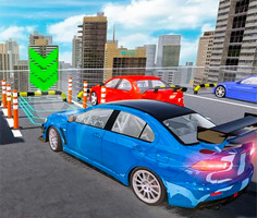 Multi Storey Car Parking 3D
